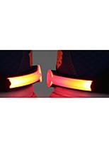 кроссовки зажим светодиодная лампа обуви клип лампа