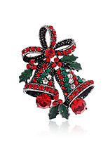 Christmas Ornaments Christmas Brooch 2.9*3.2cm