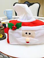 Christmas Ornaments Christmas Tissue Box 16*10*8cm