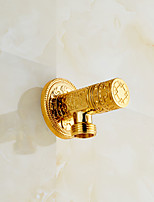 Antique Brass Angle Valve  FH0093