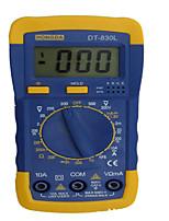 multímetro digital dt830l