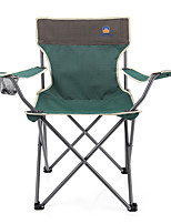 Foldable Chair Dark Green / Burgundy Camping / Beach / Fishing / Outdoor / Indoor Spring / Summer / Autumn / Winter