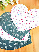 Gc17 Gap Year Mini Heart Shaped Envelopes Small Fresh Floral