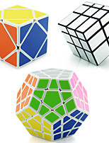 Shengshou® Smooth Speed Cube Alien / Megaminx / Skewb Mirror / Professional Level Stress Relievers / Magic Cube Silver / GoldSmooth