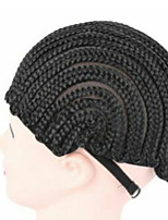 Comfortable High-grade Black Wig Cap Wig Caps For Making Wigs Hair Net Wig Accessories1pc