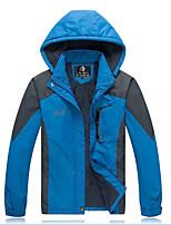Wandern Softshell Jacken Damen Wasserdicht / warm halten / Rasche Trocknung / UV-resistant / Schweißableitend / DickFrühling / Herbst /