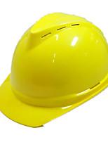 luxe abs casque respirant (jaune)