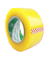 (Note Size 155m * 5.5cm *) Transparent Sealing Tape