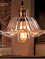 40 מנורות תלויות ,  סגנון חלוד/בקתה / גס / וינטאג' / רטרו צביעה מאפיין for קריסטל / סגנון קטן / מעצבים מתכתחדר אוכל / מטבח / חדר עבודה /