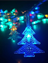 40-LED 5M Star Light Waterproof  Plug Outdoor Christmas Holiday Decoration Light LED String Light