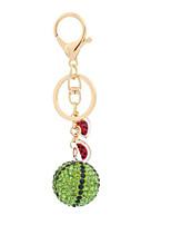 Lovely Fruit Watermelon Car Key Ring