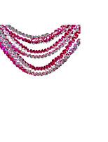 примечание цвет розовый и белый два упакованы для saledecorative цвета для вечеринок