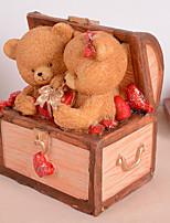 Anniversaire Faveurs et cadeaux de fête-48Pièce/Set Cadeaux Strass Matériel écologique Thème de papillon Rectangulaire Non personnalisé