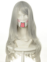 Master of Final Fantasy 7 Advent of the child Kada Qiu silver gray Fukuda really too COS wig