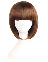 BOBO Head Short Straight Hair The Sword Dance Anime COSPLAY Wig