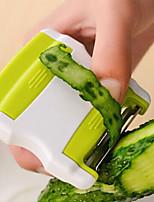 2 Creative Kitchen Gadget / Multi-Função / Alta qualidade Raladores e Descascadores PlásticoCreative Kitchen Gadget / Multi-Função / Alta