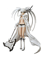 Cosplay Black Rock Shooter PVC 28cm Figures Anime Action Jouets modèle Doll Toy