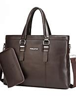 Men PU Formal / Casual / Office & Career Bag Sets