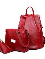 Women PU Sports / Casual Bag Sets