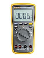versão atualizada com medição de temperatura com fundo claro medidor digital universal