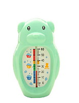 Small Panda Small Fish Water Temperature Baby Water Thermometer