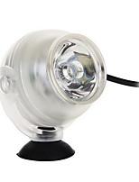 Submersible Underwater Mini LED Light Spot for Water Pool Fish Tank Aquarium RGB