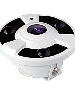 Strongshine@1.3 MP Network HD 180 Degree Wide Angle Panoramic IR Dome  Camera