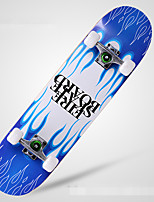 Limit professional skateboard concave double four-wheel adult children become warped plate road scooters