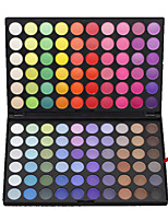 120 Eyeshadow Palette Matte / Shimmer Eyeshadow palette Cream Large Daily Makeup 120-5#