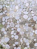 Геометрия Современный Пленка на окна,ПВХ/винил материал окно Украшение