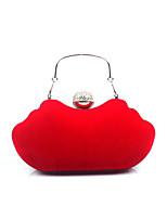 Для женщин Бархат Для торжеств и мероприятий / Для праздника / вечеринки / Для свадьбы Вечерняя сумочка