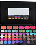 56 Eyeshadow Palette Matte / Shimmer Eyeshadow palette Cream Normal Daily Makeup