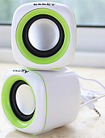 2.0USB Speaker Mini-On-The-Box