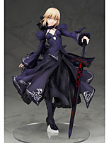 Fate/stay night Saber PVC 22cm Figures Anime Action Jouets modèle Doll Toy