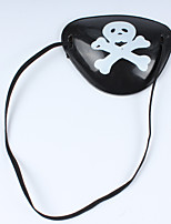 3PCS The Pirate Blindfold For Halloween Costume Party Props
