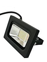 zdm 30w 144pcs 2900lm étanche IP68 ultra mince moulé lumière lumière extérieure blanc chaud blanc / froid (ac170-265v)
