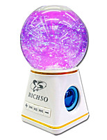 RICHSO Mini Portable Wireless Colorful Bluetooth Stereo Speaker with Hands-free Function Tf Card Reader