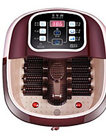Foot Bath Automatic Massage Intelligent Heating Footbaths Bubble Bucket Foot Bath
