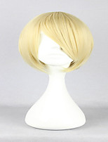 Axis Powers Hetalia Tino Vainaminen Style Very Nice Colored Mixed 30cm Short Male Cosplay Wig
