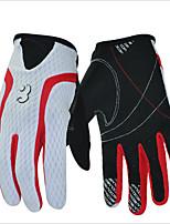 Sporthandschuhe Fahhrad Vollfinger / Sporthandschuhe Damen / HerrnAntirutsch / warm halten / Wasserdicht / tragbar / Atmungsaktiv /