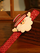 Christmas Decorations Children Toys At Hand Clap Children Small Gifts Color Random