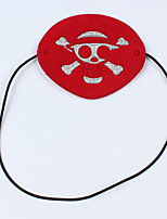 3PCS  Halloween Pirate Eye Patch Costume Party Props