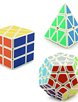 Yongjun® Гладкая Speed Cube Pyraminx / Чужой / Мегаминкс профессиональный уровень Избавляет от стресса / Кубики-головоломки КотГладкая