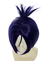 Private Teacher Chrome Dokuro Mixed Purple Halloween Wigs Synthetic Wigs Costume Wigs
