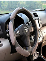 Super-Touch Suede 3D Steering Wheel Cover