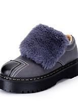 Черный Зеленый Розовый Серый-Мужской-Повседневный-Дерматин-На плоской подошве-Удобная обувь-Мокасины и Свитер