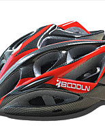 Ultra light 22 vent Bicycle Helmets Prevent the Riding of Accidental Helmets 1PC