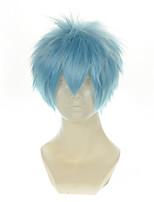 Куроко баскетбол Куроко Tetsuya воды синий Хэллоуин парики синтетические парики Карнавальные парики