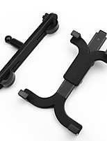 ZIQIAO Car Tablet Holder Bracket 7-13 inch 360 Degree Rotation Auto Back Seat Headrest Mount Stand for iPad Air 3 4 Samsung Tablet