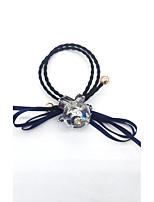 Women Gemstone & Crystal / Fabric Headband,Cute / Party / Work / Casual